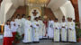 Gambar Pembemberkatan Gereja Sipangan Bolon