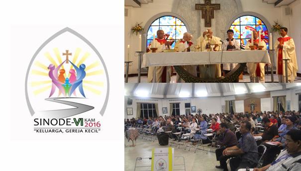 Sinode VI Keuskupan Agung Medan 2016