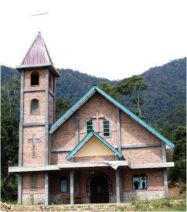Gereja Lumbanpea