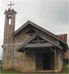 Gereja Motung