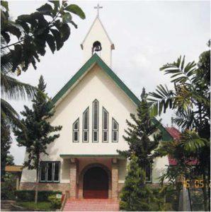 Gereja Parapat