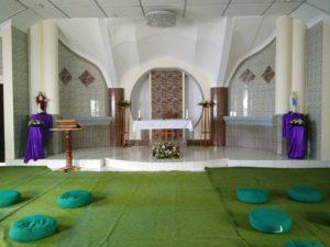 Ruang Doa Yang sangat teduh