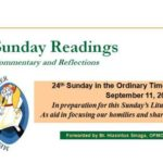 24th Sunday C
